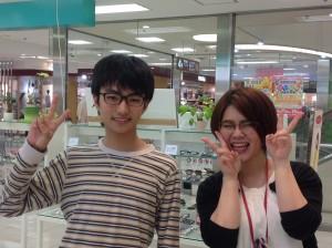 武蔵野市 眼鏡 ポールスミス