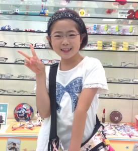 武蔵野市 眼鏡 子供用 キッズメガネ 口コミ