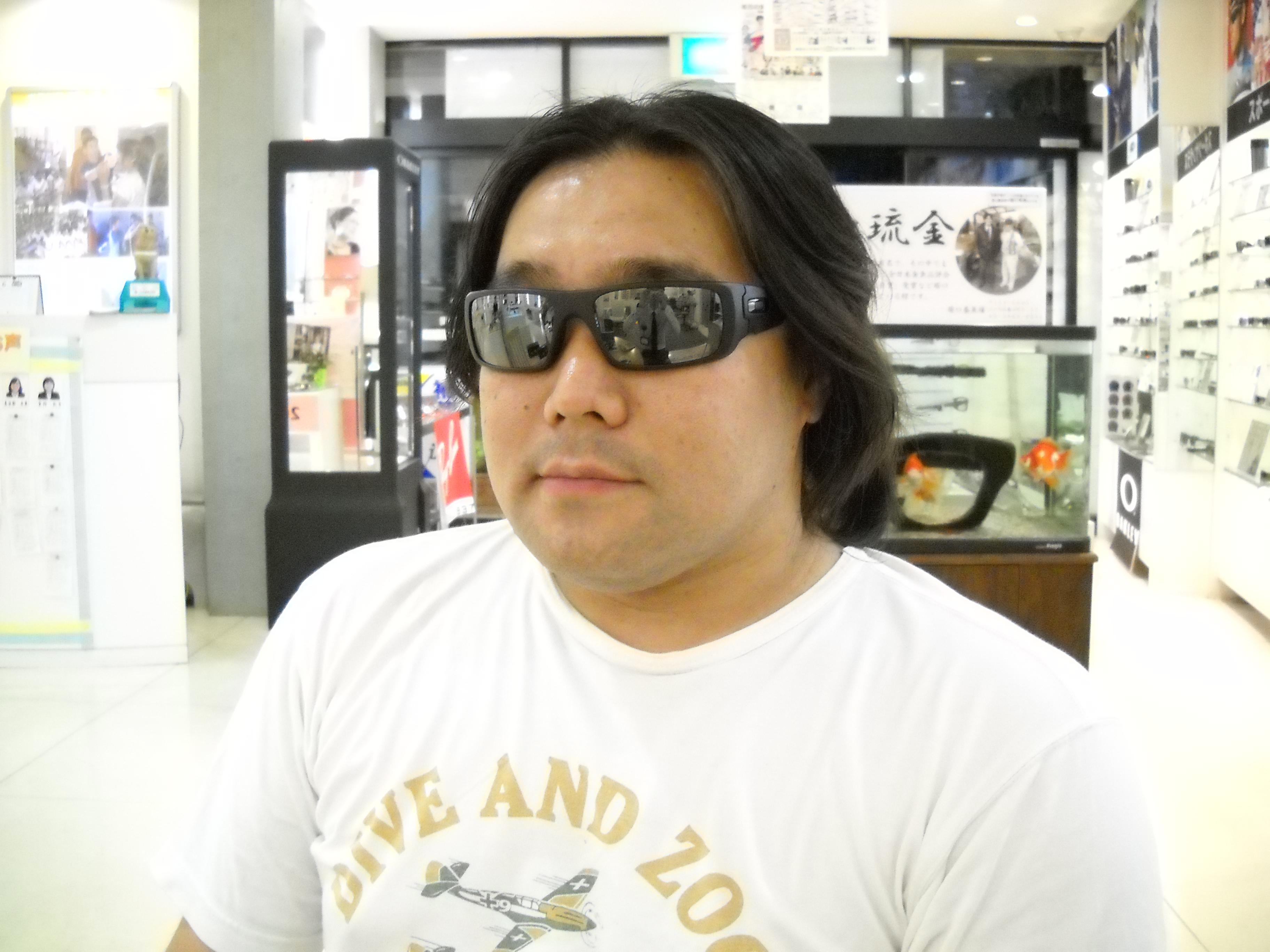 江戸川区 メガネ オークリー サングラス 口コミ