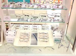 武蔵野市 眼鏡 縁なしフレーム