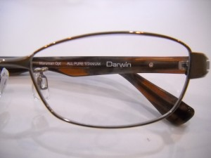 CV2 ダーウィン 船堀 眼鏡