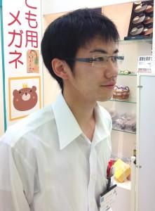 武蔵野市 眼鏡 フレアー フチなし 口コミ