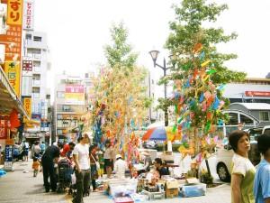 江戸川区 瑞江 お祭り 七夕 エドレンジャー