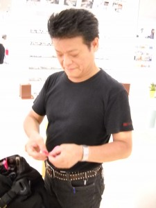 江戸川区 こどもメガネ 折り紙