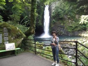 伊豆・浄蓮の滝