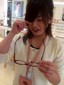 メガネ修理