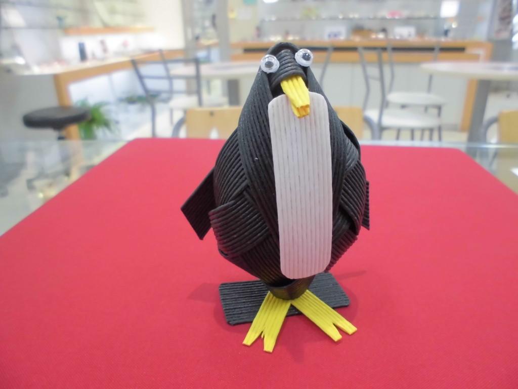 一之江 メガネ ペンギン