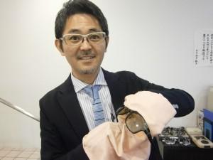 江戸川区 釣り用 メガネ