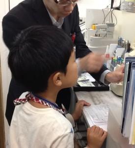 武蔵野市 眼鏡 口コミ KIDS 子供