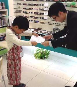武蔵野市 眼鏡 口コミ 子供 KIDS