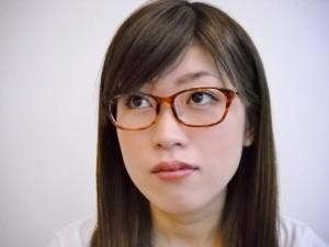 船堀 女性 メガネ