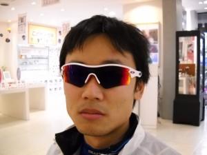 江戸川区 メガネ サングラス オークリー OAKLEY ファクトリーパイロット