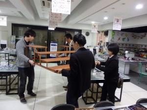 東京 DIY メガネ 棟梁