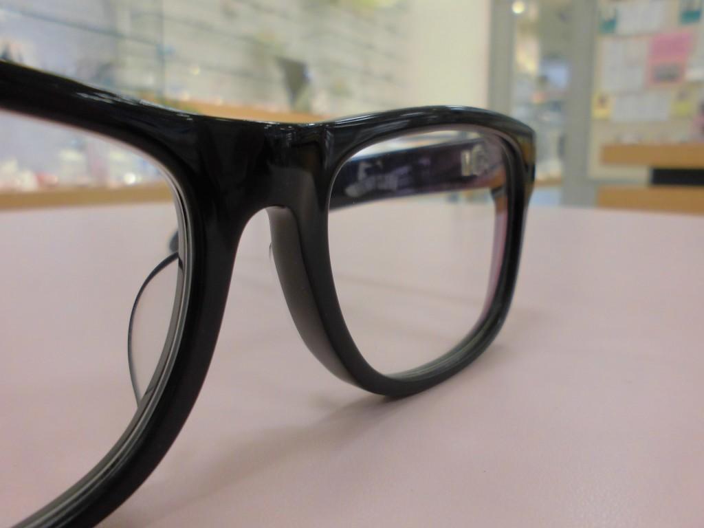 一之江 メガネ オリエント眼鏡 ヘビークランク