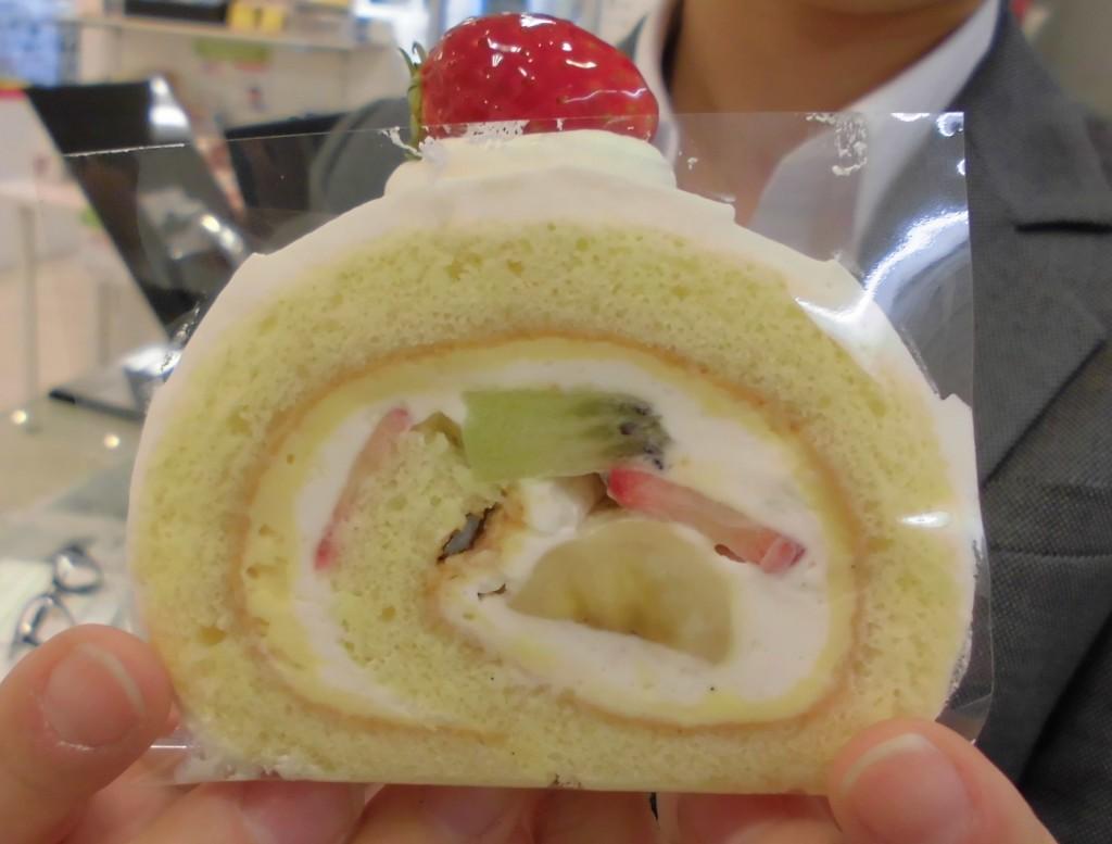 一之江 メガネ ケーキ ラフィーユ