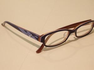 江戸川 かわいいメガネ シェリー