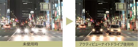 東京 夜間運転 メガネ