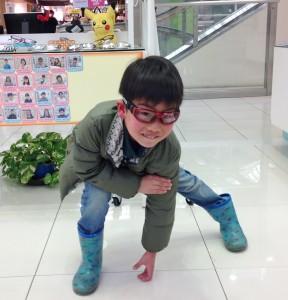 武蔵野市 メガネ 口コミ KIDS 子供