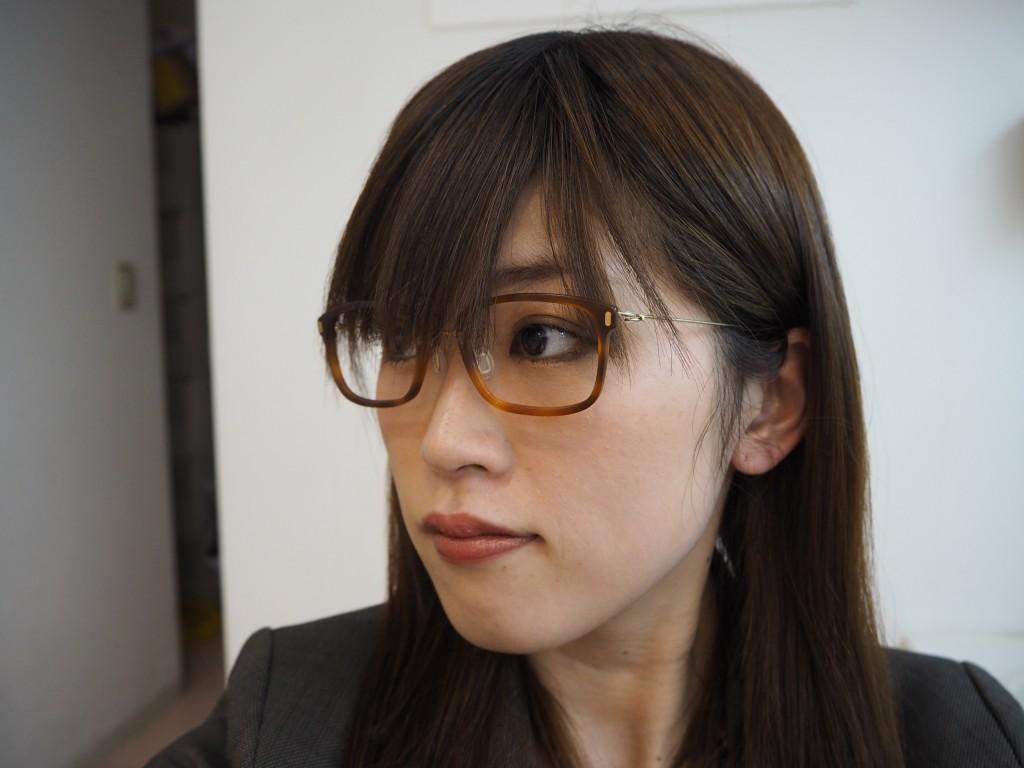 江戸川区 メガネ オシャレ