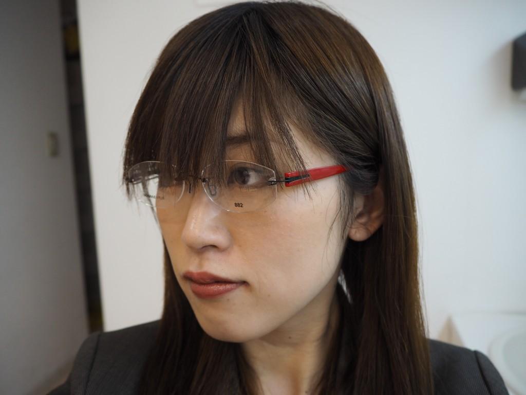 江戸川区 両眼視 メガネ