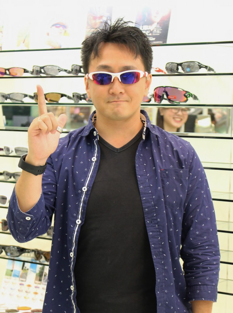 武蔵野市 メガネ 口コミ 評判 オークリー サングラス