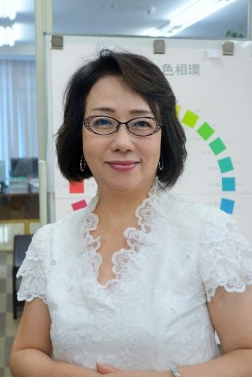 江戸川区 メガネ カラー診断