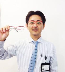 江戸川区 メガネ 職人