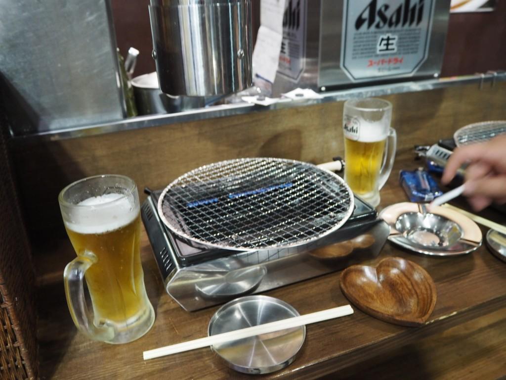 船堀 立飲み 焼き肉 メガネ 江戸川区