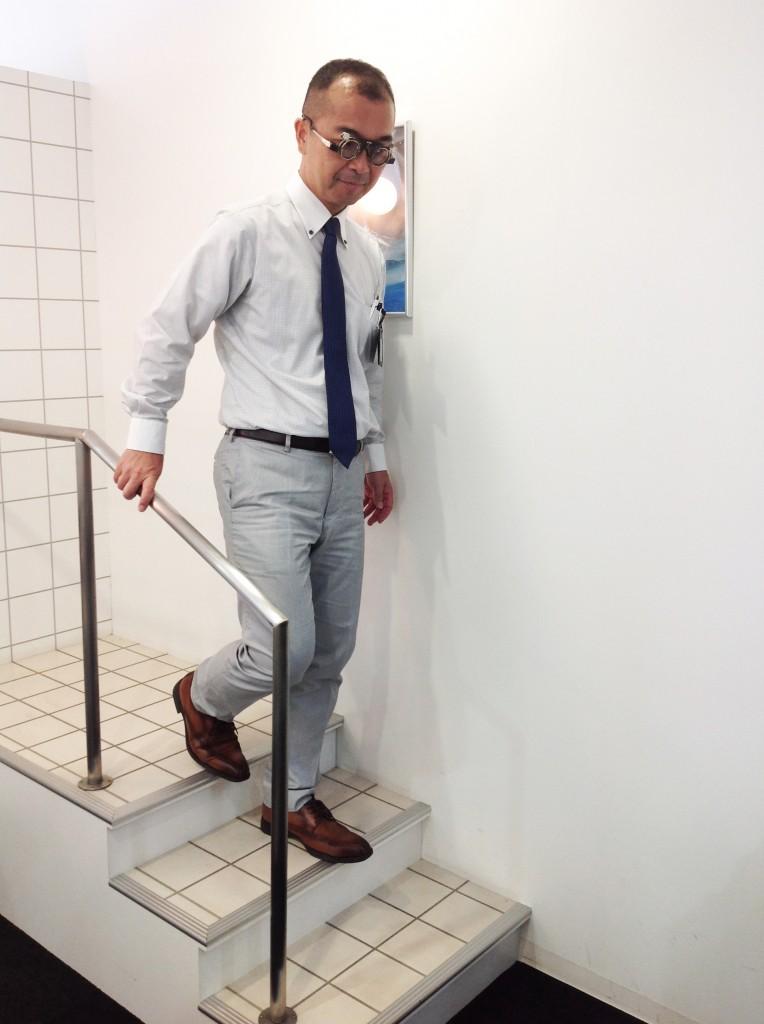 江戸川区 メガネ 体験コーナー