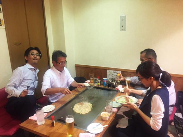 瑞江 もんじゃ SEIRO 江戸川区
