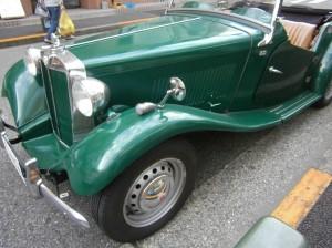 メガネ イギリス 車