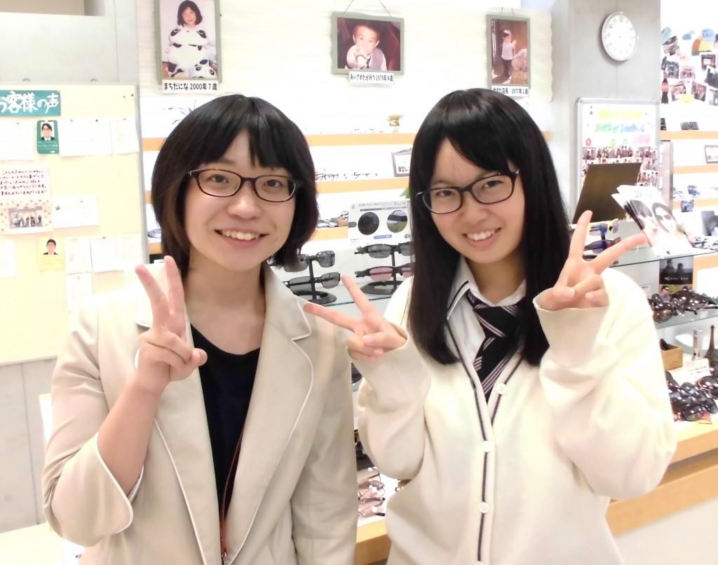 江戸川区 メガネ BCPC おすすめ メガネ女子