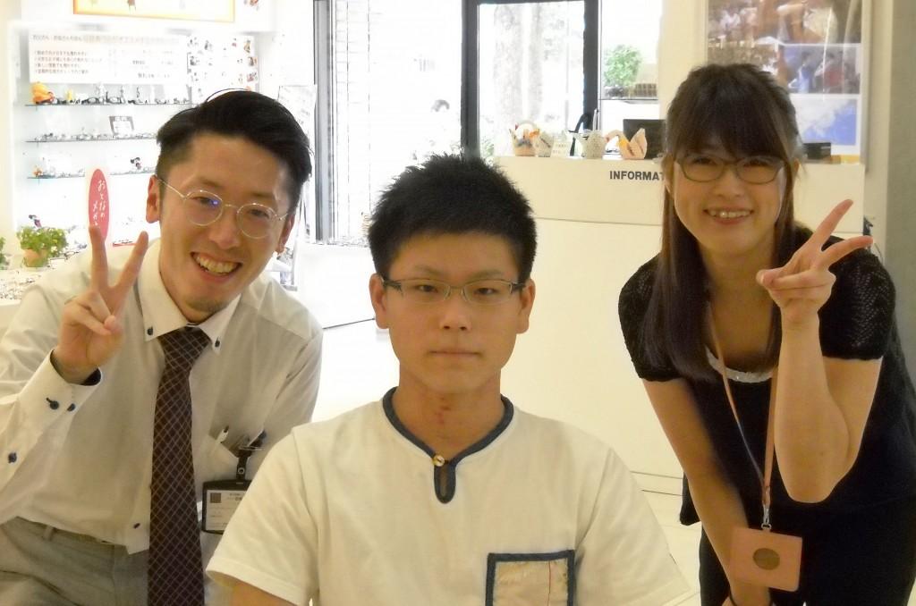 JAPONISM ジャポニスム JN-560 アイアンドアイ 船堀店 江戸川区 メガネ 男性 人気 2015