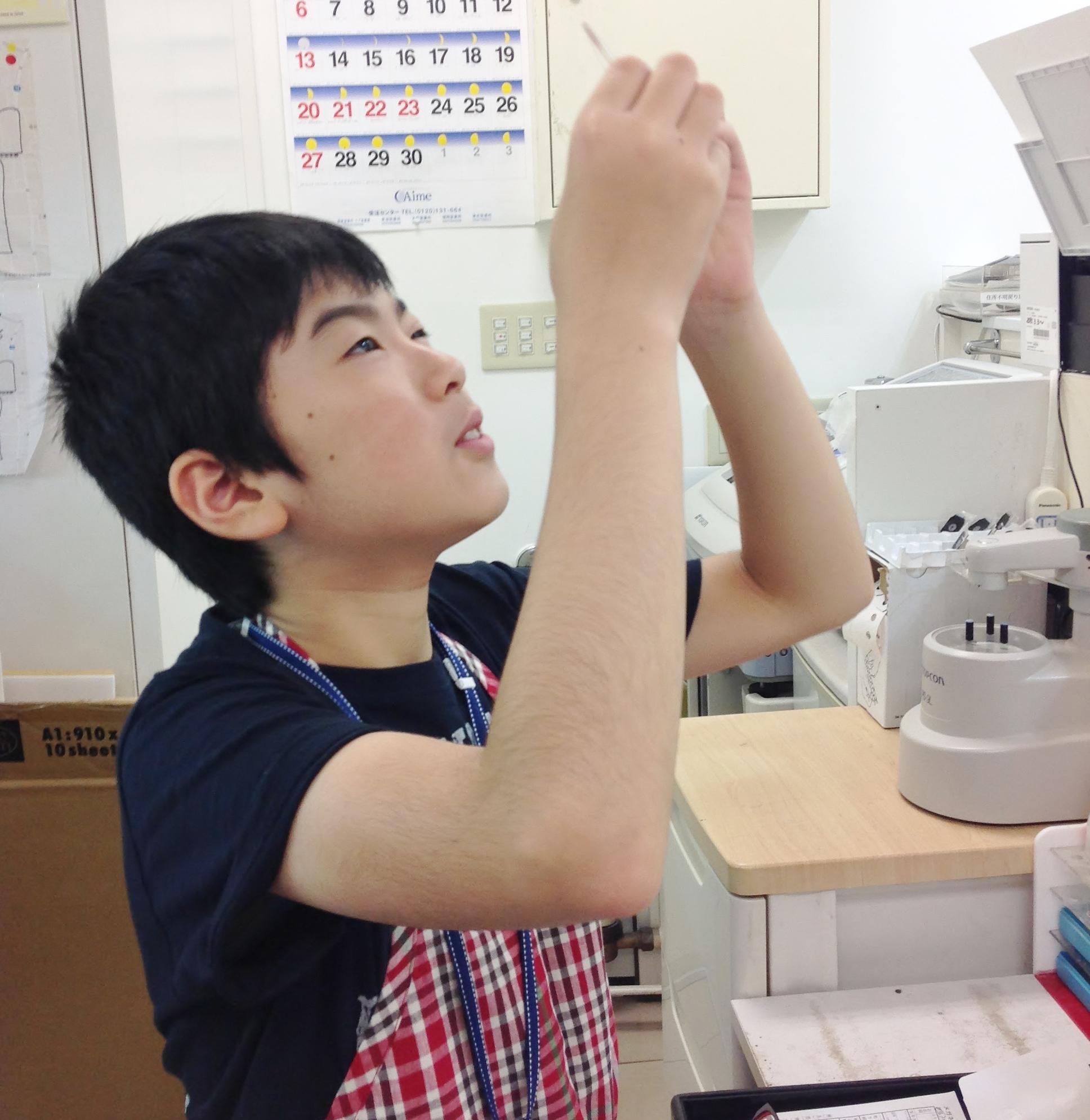 武蔵野市 メガネ 口コミ 評判 子ども 体験