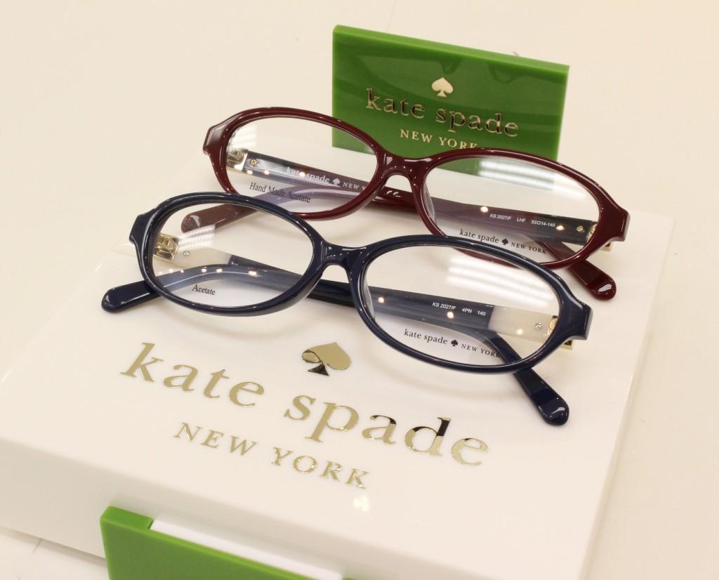 ケイトスペード 武蔵野市 メガネ Kate Spade ♠