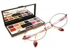 江戸川区 女性のメガネ
