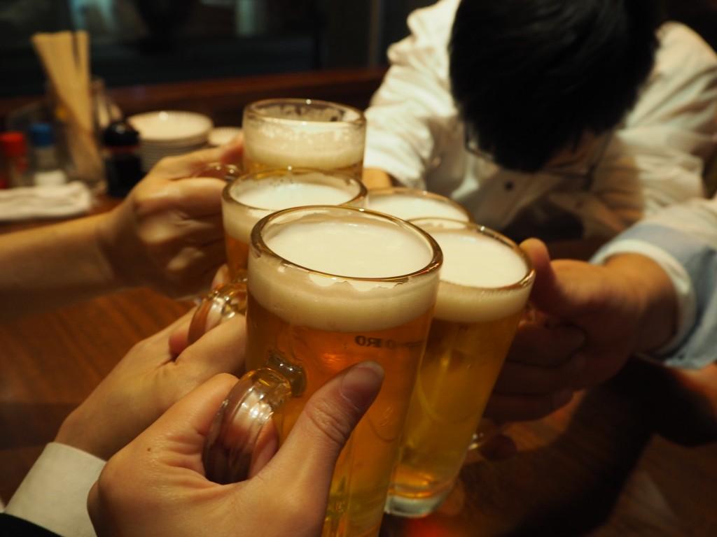 ちばチャン 本八幡 メガネ 船堀 飲み会