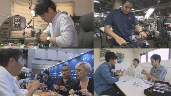 オプト・デュオ 日本のチカラ 武蔵境 メガネ テレビ
