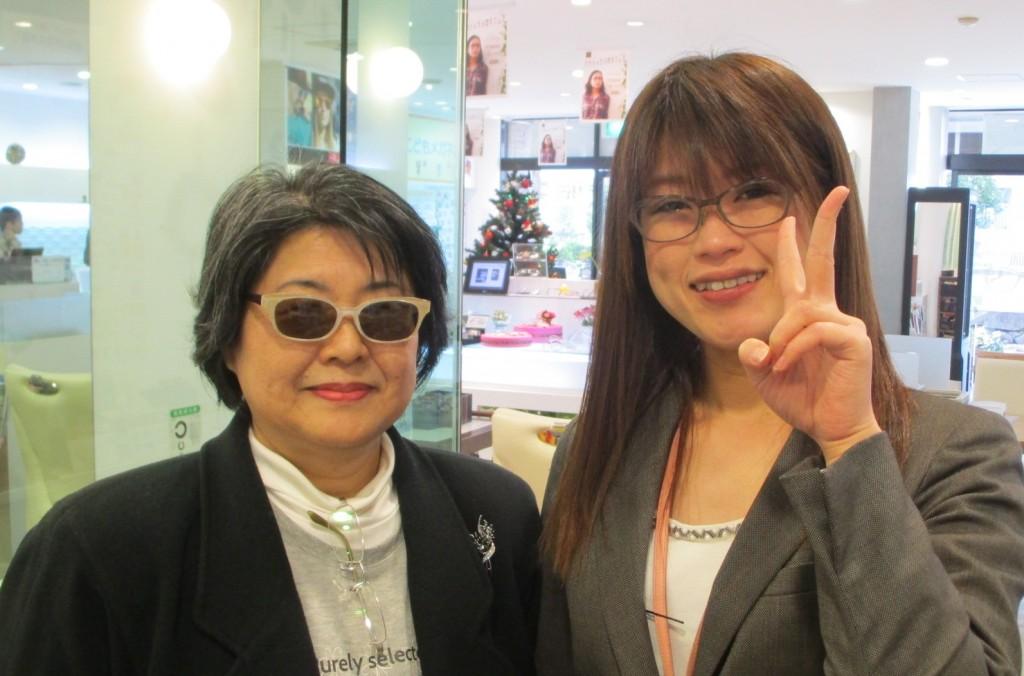 江戸川区 シークレットレメディ 取り扱い店 S-004 両眼視 偏光レンズ