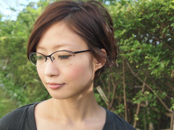 江戸川区 大人のメガネ