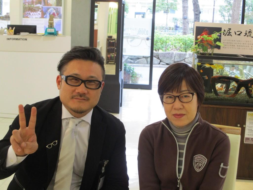 BCPC 江戸川区 メガネ