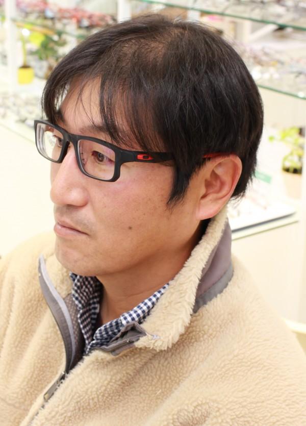OAKLEY メガネ 口コミ 武蔵野市 評判 フェラーリ コラボ