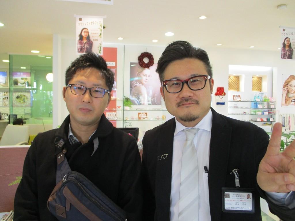 江戸川区 TURNING T-166 ターニング 鯖江メガネ クラシックメガネ