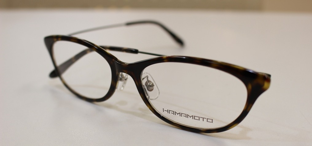 HAMAMOTO HT-546 国産 メガネ 武蔵境