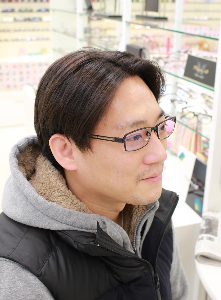 LineArt ラインアート XL1026 メガネ 武蔵境