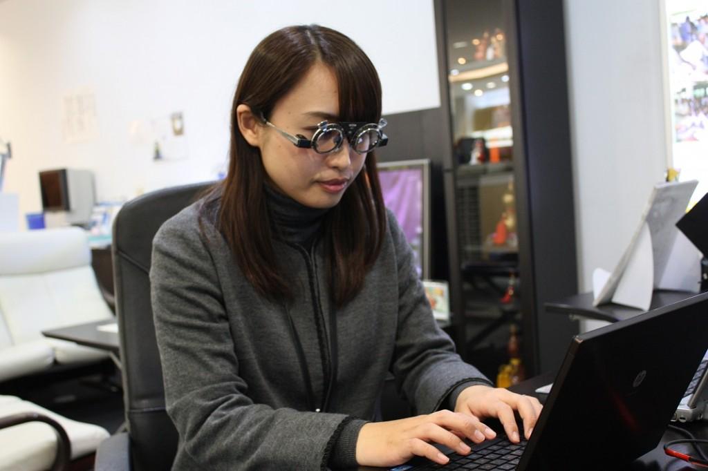 メガネ パソコンメガネ PCメガネ 江戸川区