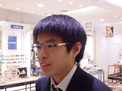 江戸川区 メガネ トーキョースナップ 軽い