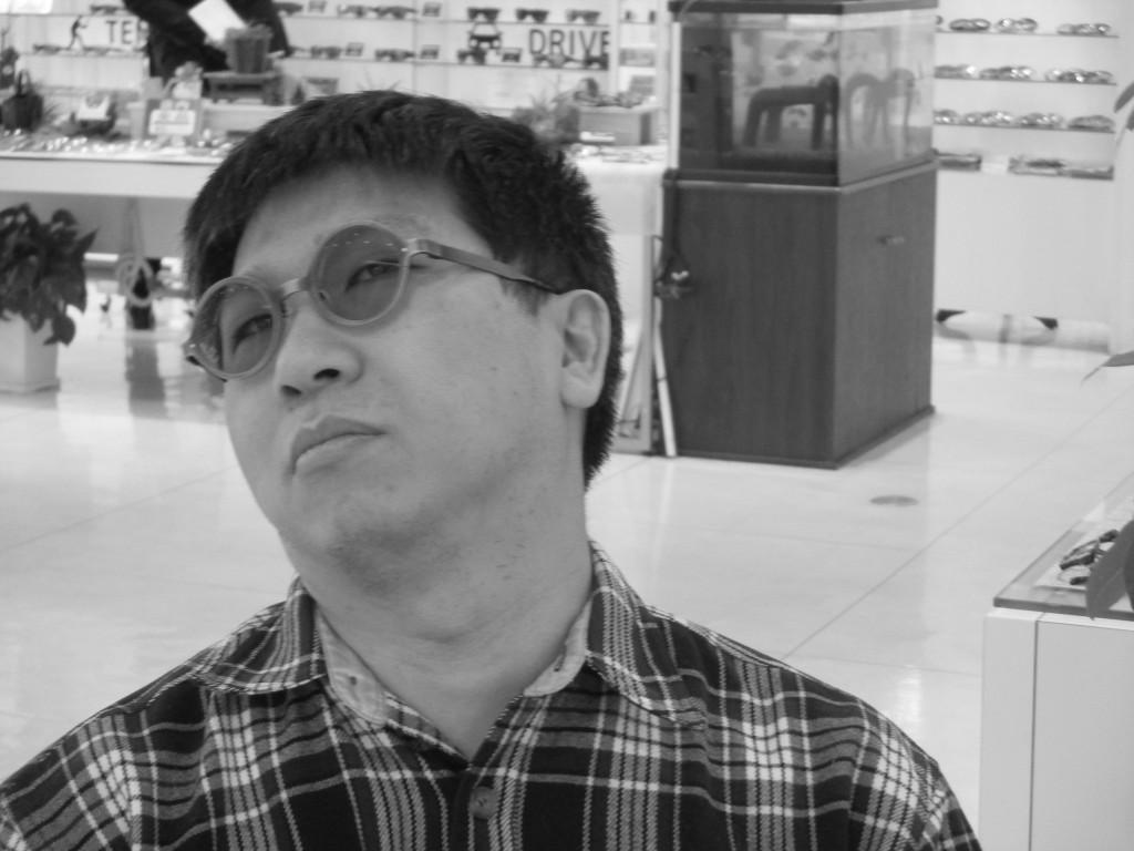東京都 江戸川区 船堀 国産メガネ クラシック TALEX 視力検査