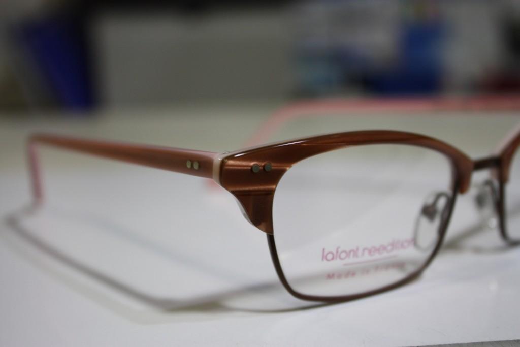 アンティークな眼鏡