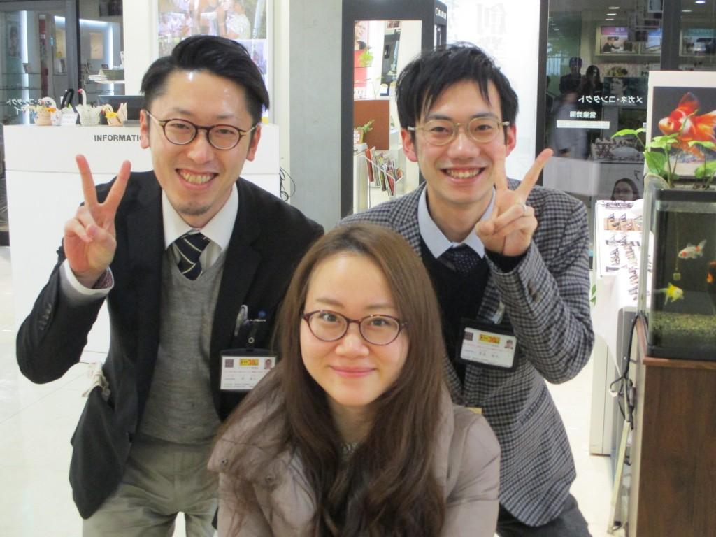江戸川区 メガネ BCPC